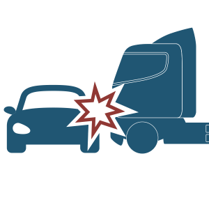 Semi-Truck Crashes/Accidents